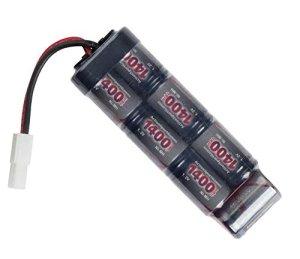 Batterie NiMh 8.4V 1400mAh – Mini-U – ASG