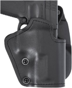 Front Line SKC44P-BK Open Top Paddle Holster, Black, Right by Mako Defense