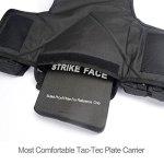 YAKEDA® Ventilateurs Ventilateurs Armée tactique Vest Cs Champ Swat Tactical Army Vest Vest extérieure Cs Jeu Vest cosplay de Counter Strike Jeu Vest-322 (noir)
