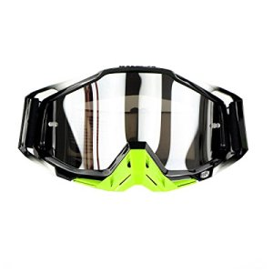 MEI Goggles Lunettes Motocross Goggles Lunettes Lunettes De Moto Lunettes De Cyclisme,Blackandyellowblack