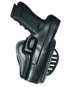 Gould & Goodrich B807-26R Gold Line Paddle Holster (Black) Fits SIG P220, P226, P226 w/equipment rail by Gould & Goodrich