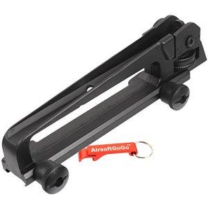 Poignee en metal pour 20mm RIS Airsoft M4 AEG GBBR – Porte-clés inclus