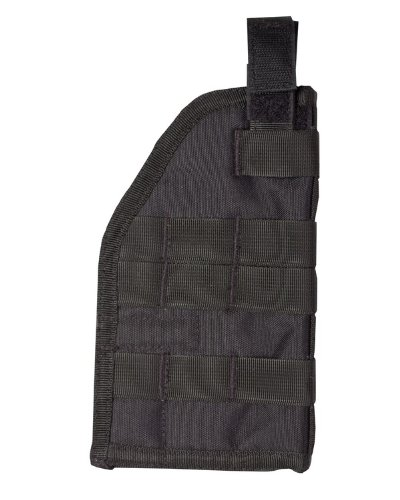 TACTICAL KOMBAT UNIVERSAL MOLLE HOLSTER RIGHT HANDED BLACK