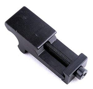 La meilleure application tactique 45 degrés d'angle tactique excentré de rail latéral installation 20mm