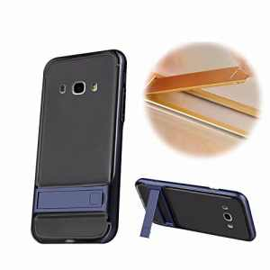 Coque Samsung Galaxy J5 2016 J510 Invisible Support Couverture,MingKun Samsung Galaxy J5 2016 J510 Coque Doux Souple Silicone TPU Etui