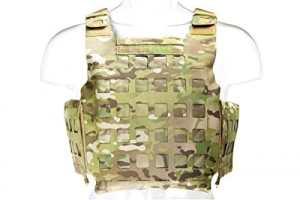 Bleu Vigueur Gear Armour Plateminus V2 Molle de Transport Camouflage Taille M