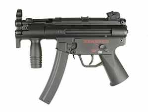 Galaxy Airsoft MP5K Heckler & Koch Noir AEG (0.5 J) G5K