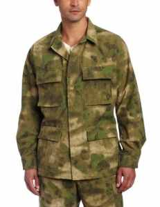 Propper BDU Manteau pour Homme pour Homme, Homme, F5454, A-TACS FG Camo, 4X-Large Regular