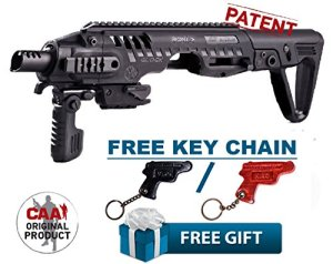 CAA Gearup Roni Airsoft G2-9 + KIRO Leather Keychain