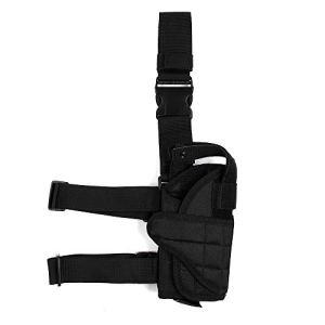 MultiWare Pistolet jambe Holster Étui de jambe droite ou gauche