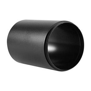 Pare-soleil Tactique Abat-jour Tube D'extension Visière Avancé Optique De Fusil En Alliage D'aluminium Pour Objectif De 50mm