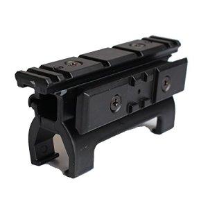 Noga Base de bâti complète de Monture en métal de Riser avec Le Rail 20in de Picatinny Weaverer pour des Accessoires de Chasse de Marui MP5
