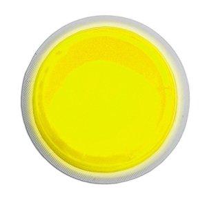 Cyalume Boite de 100 Marqueurs Circulaires Lumineux Lightshape 4 Heures Jaune