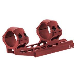 UTG ACCU-Sync 30 mm de Haut Pro. Picatinny Red Kit de Montage intergral 50 mm Rouge Taille Unique