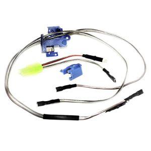 Airsoft Spare Parts E&C Trigger Switch Assembly Trigger Switch Assembly for pour Version 2 V2 M4 M16 Series AEG Gearbox Front Line Wire Fil de Ligne Avant