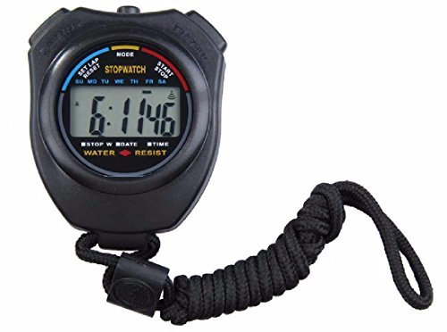 Lcd Digital Chronométreur Portable Compteur De Sport