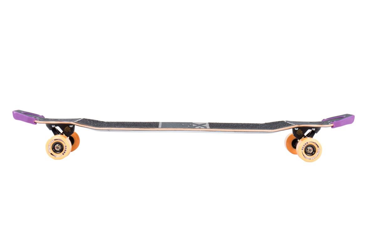 Le longskate Original Apex 37 Double Concave est un
