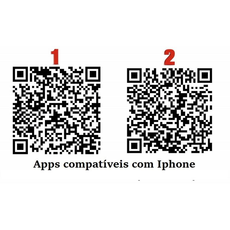 Adptador P2 transforma Celular iphone em controle remoto