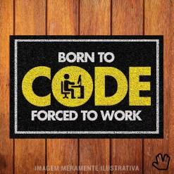 Capacho Born to Code