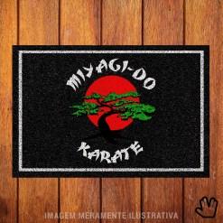 Capacho Karatê Kid Miyagi-Do Karate