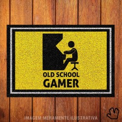 Capacho Old School Gamer