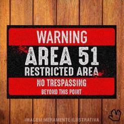 Capacho Warning Area 51