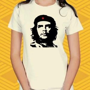 Camiseta Che Guevara Baby Look