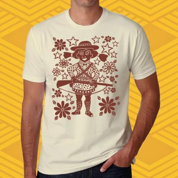 Camiseta Resistência Unissex