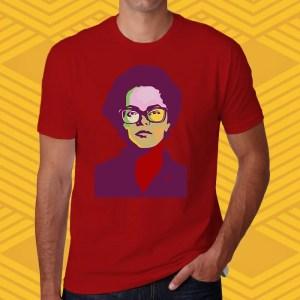 Camiseta Dilma Unissex