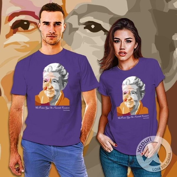 Camiseta Cora Coralina