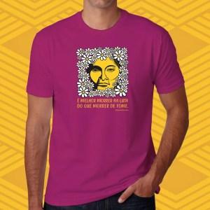 Camiseta Margarida Unissex