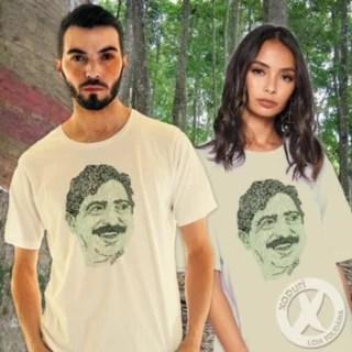 Camiseta Chico Mendes