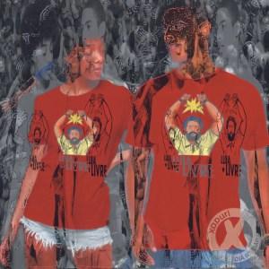 Camiseta Vermelha Lula Livre
