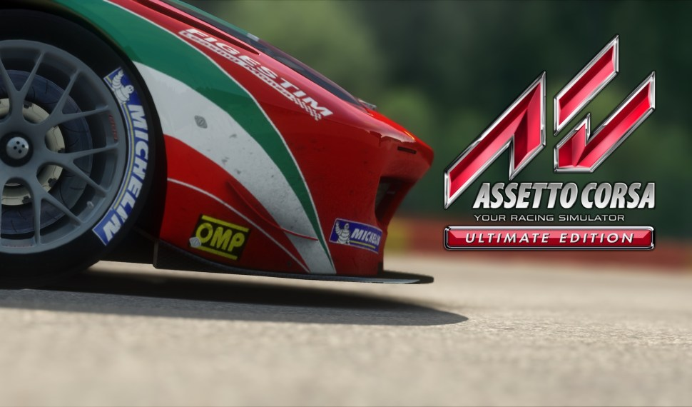 Assetto Corsa Ultimate Edition ya está disponible