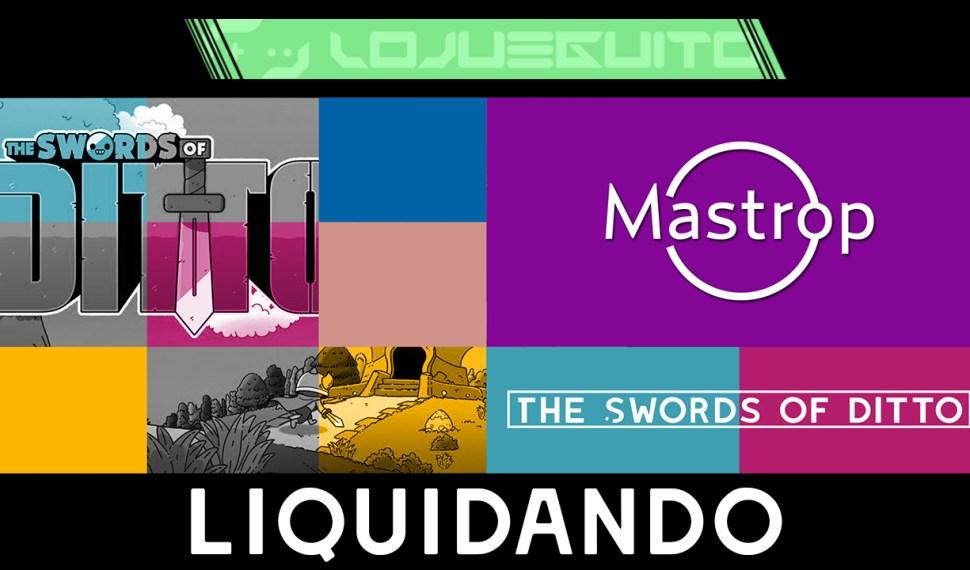 Estamos en vivo NOCTURNO – Liquidando: Swords Of Dittto