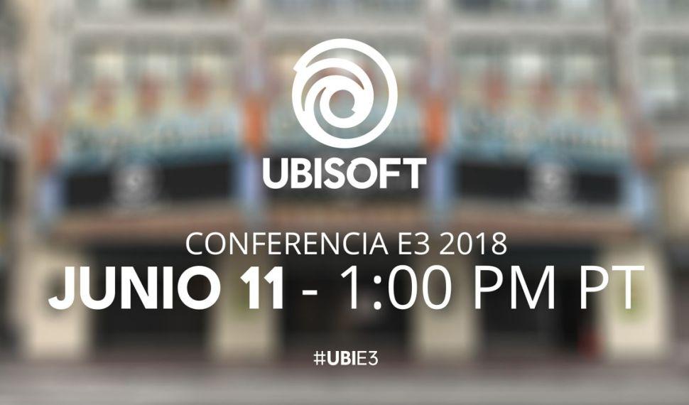 Ubisoft le pone fecha a su conferencia en la E32018
