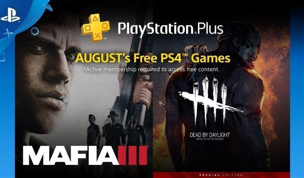Estos son los juegos de PS Plus de agosto 2018