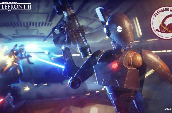 Impresiones actualización Battlefront II: Supremacía Capital + Gameplay