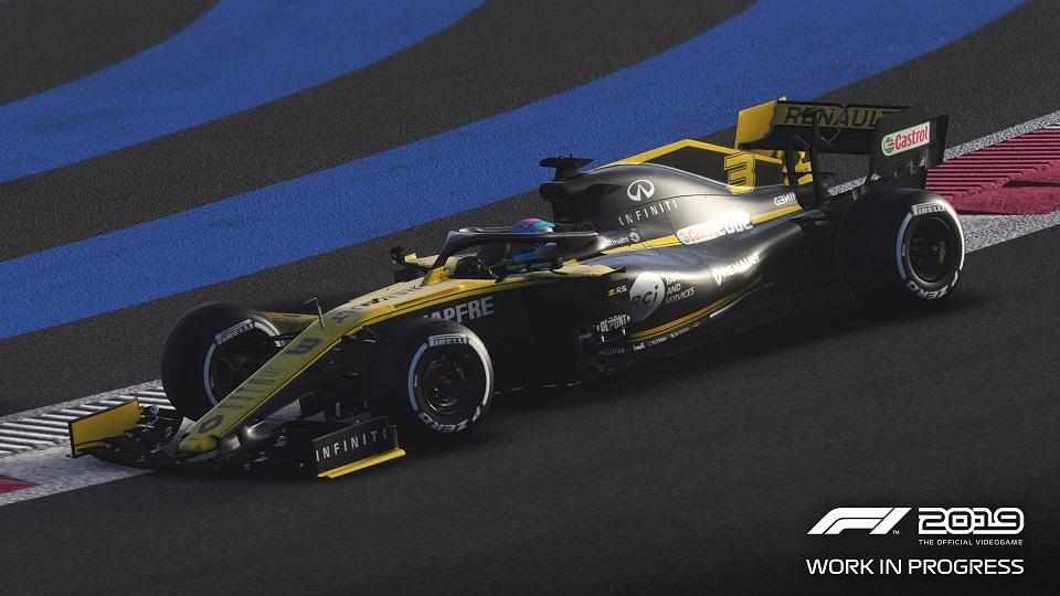 Así se ve el Gran Premio de Francia en F1 2019