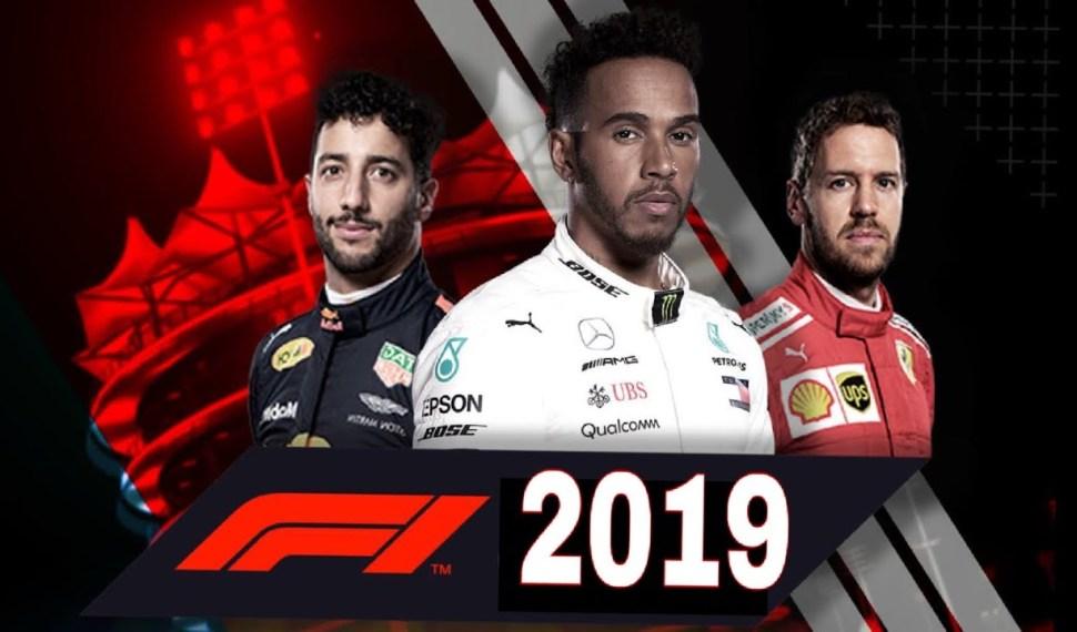 Domina a tus rivales y celebra la victoria con el estreno de F1 2019