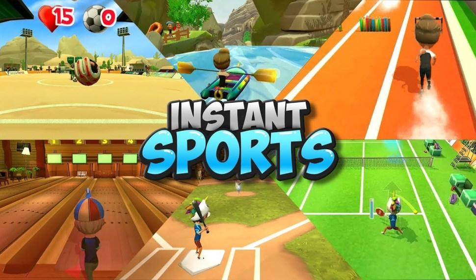El divertidísimo Instant Sportsllega hoy a las tiendas para jugar con todos