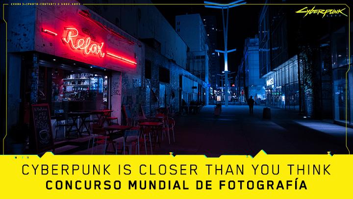 Anunciado el concurso oficial de fotografía de Cyberpunk 2077