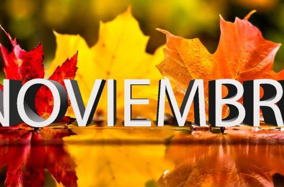 Noviembre 1999-2019. El mes de los videojuegos