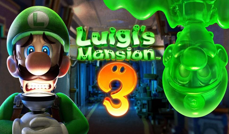Luigi's Mansion 3 – Análisis