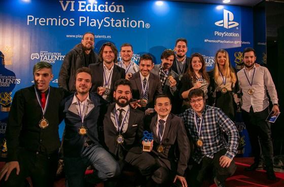 U-tad vuelve a triunfar en los PlayStation Awards