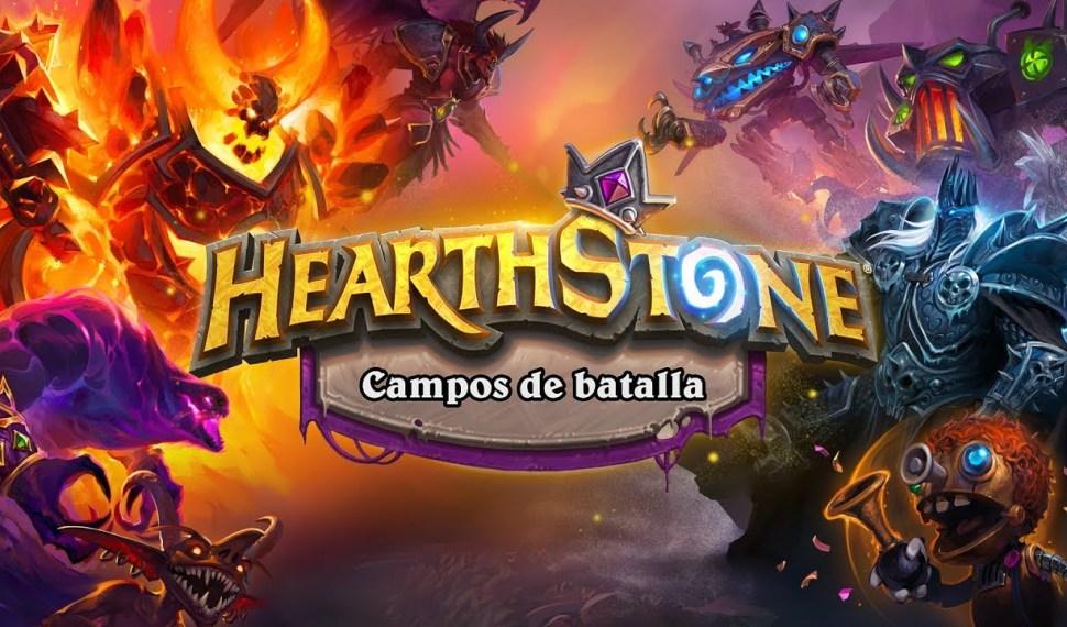 Campos de batalla de Hearthstone: ¡Dragones, nuevos héroes, nuevos esbirros y más cosas!