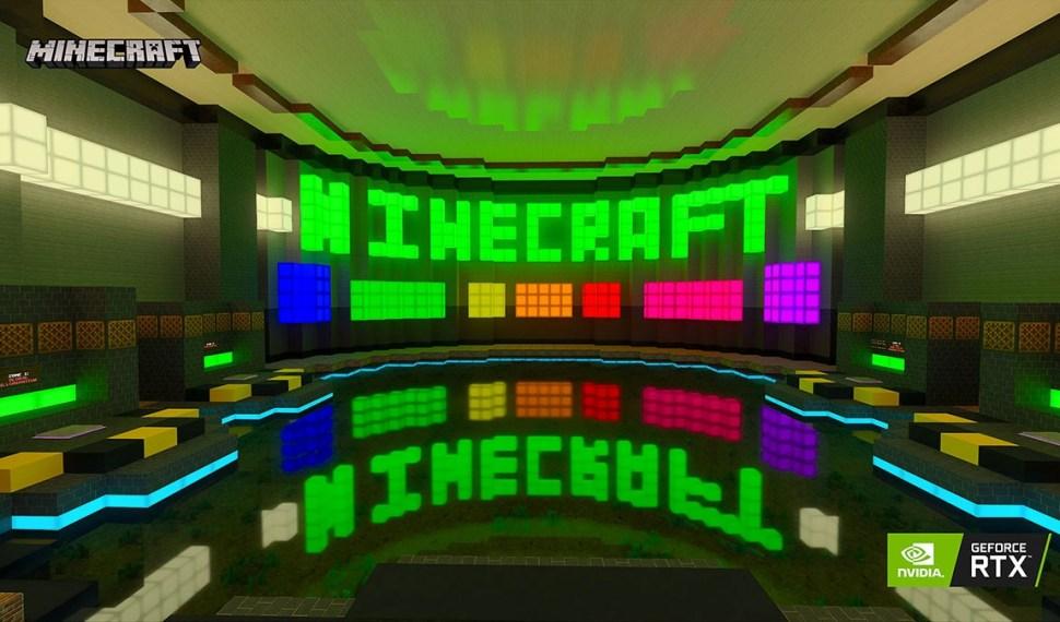 La beta de Minecraft con RTX para Windows llega con impresionantes gráficos