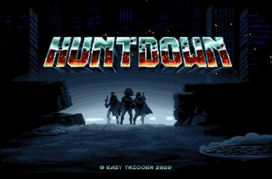 Huntdown – Análisis Nintendo Switch
