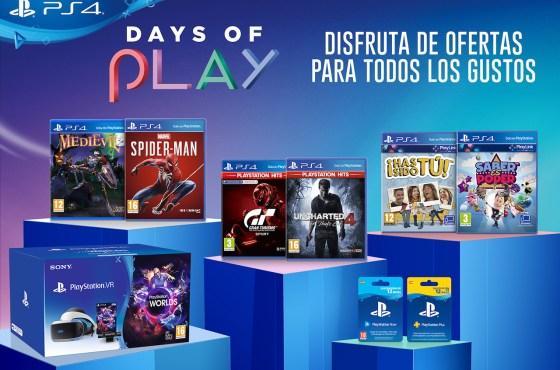 PlayStation invita a sus fans a hacer nuestro cóctel perfecto para 'Days of Play'