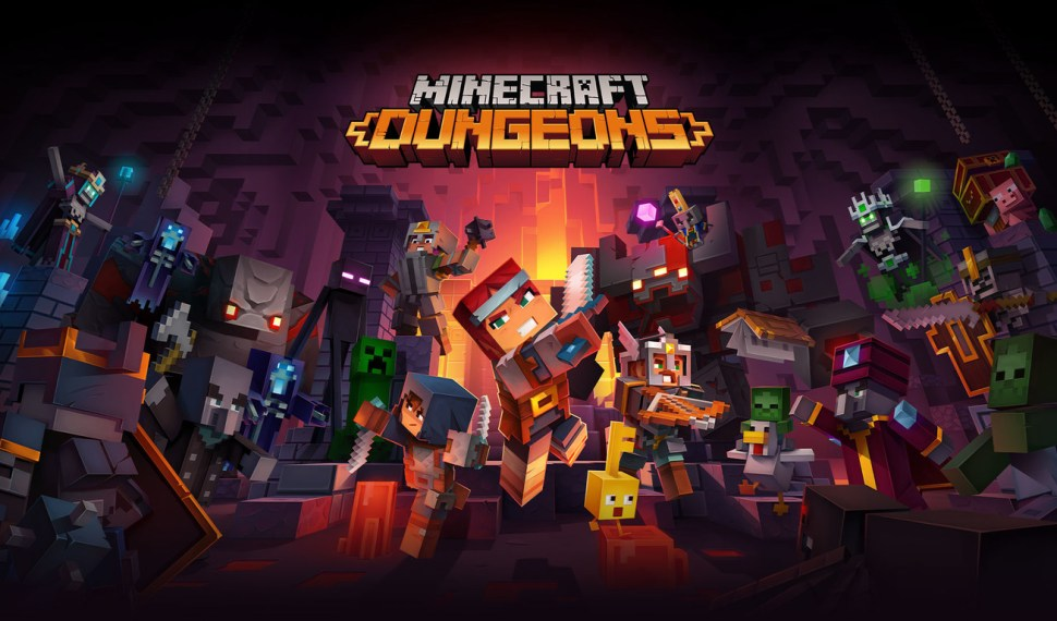 Minecraft Dungeons – Analisis